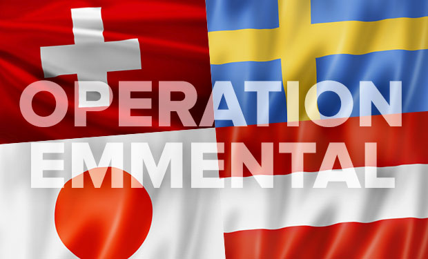 4 Facts About Operation Emmental