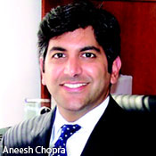 Aneesh Chopra Resigns as Federal CTO