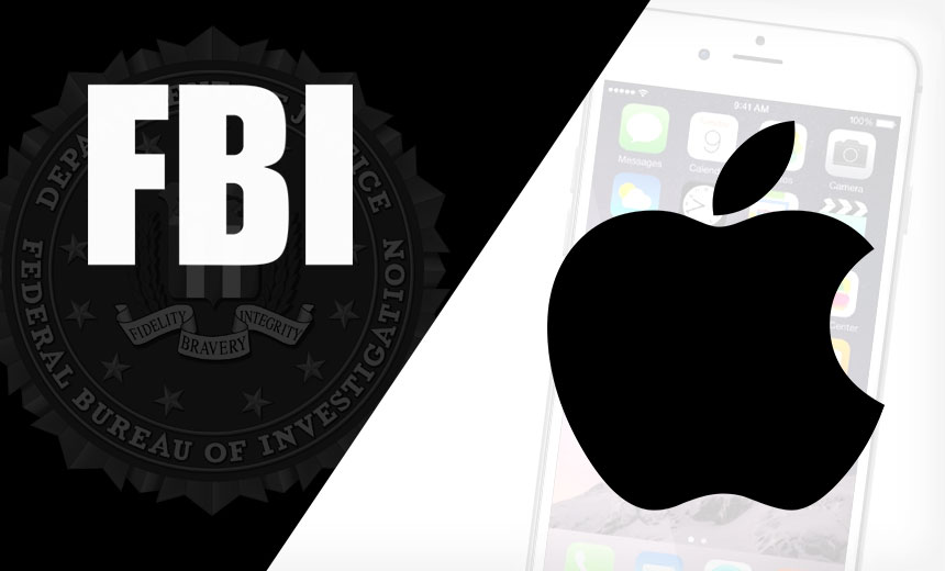 Apple, FBI Escalate Crypto Fight