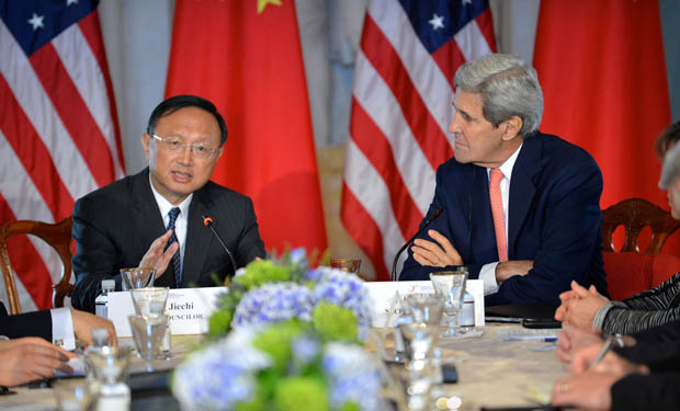 China, U.S. Plan Cyber Code of Conduct