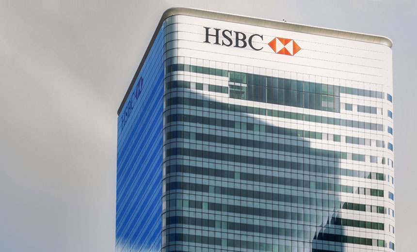 DDoS Attack Slams HSBC