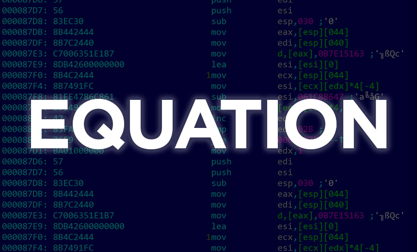 Equation Group Hacking Tool Dump: 5 Lessons