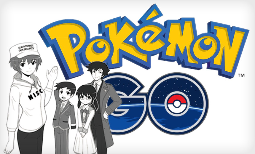 Japan Issues Pokémon Go Safety Guidance