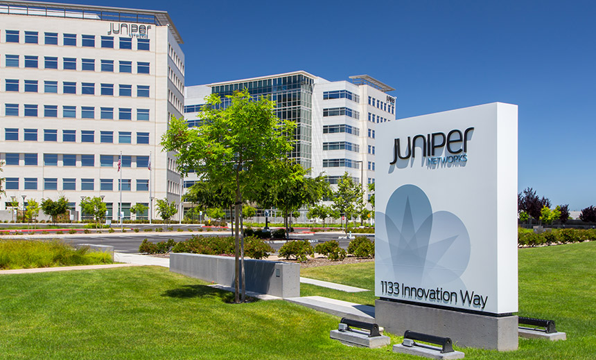 Juniper Devices Are Under Attack