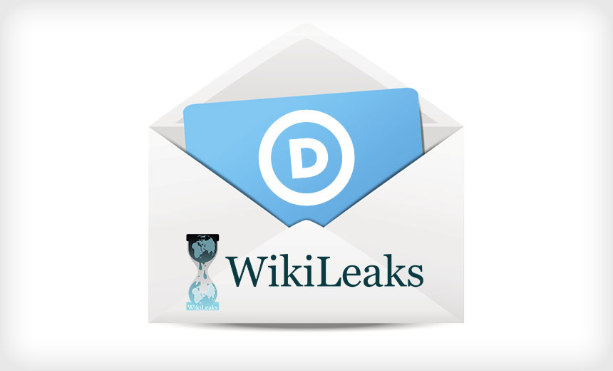 Leaked DNC Emails Show Lax Cybersecurity