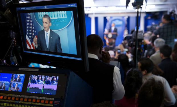 Obama Hints of Changes in Surveillance Program