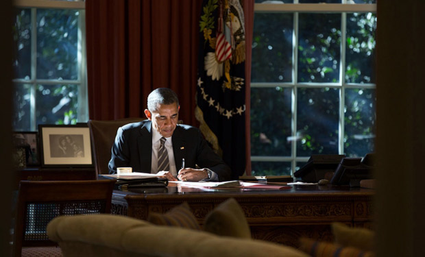 Obama Signs 5 Cybersecurity Bills