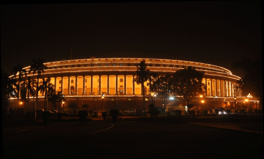 Parliament: Store Critical Data in India