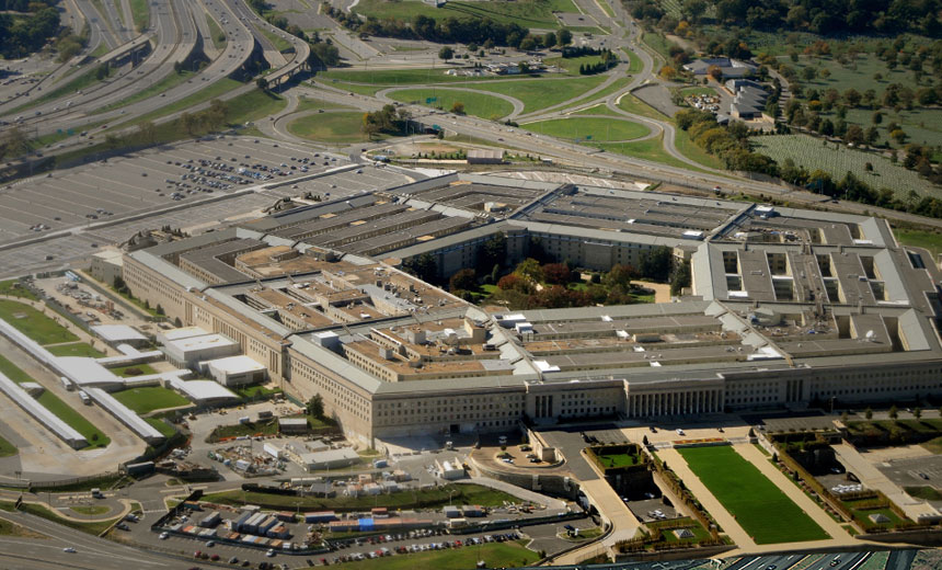 Pentagon Shuts Down Joint Chiefs' Email
