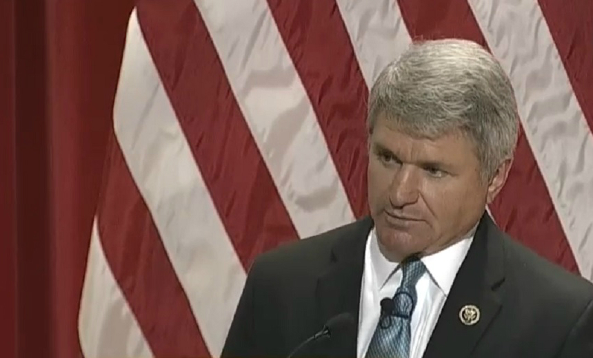Rep. McCaul: U.S. Must Gain Decryption Edge