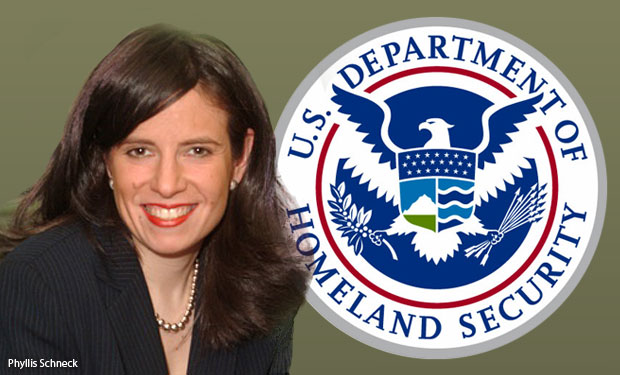 Security in Genes of New DHS Cybersecurity Head