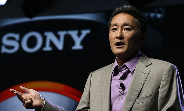 Sony CEO Slams 'Vicious' Cyberattack