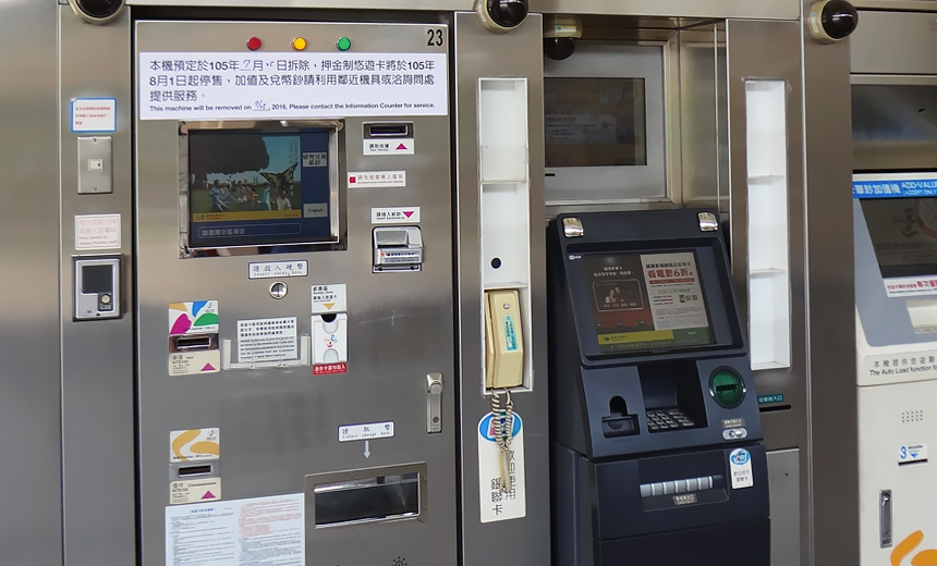 Taiwan Sentences Money Mules in ATM Attacks