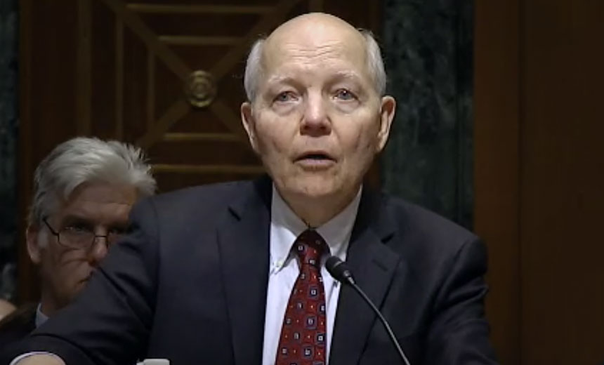 Tax Commissioner Expects More IRS Cyberattacks