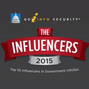 Top 10 Government InfoSec Influencers