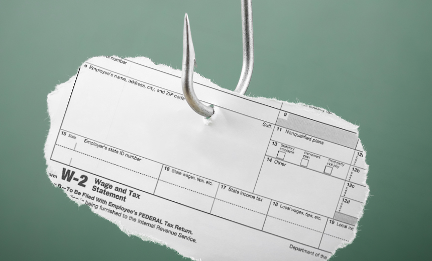 W-2 Phishing Scams: Mitigating the Risks