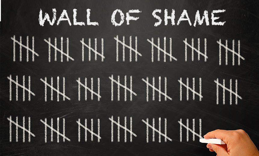 Wall of Shame: Mid-Year 2016 Breach Trends