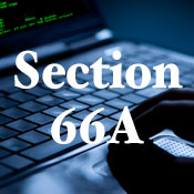 What's Wrong with IT Act, Section 66A?