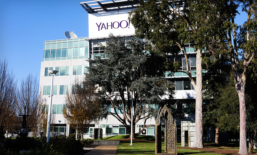 Yahoo Hacked by Cybercrime Gang, Security Firm Reports